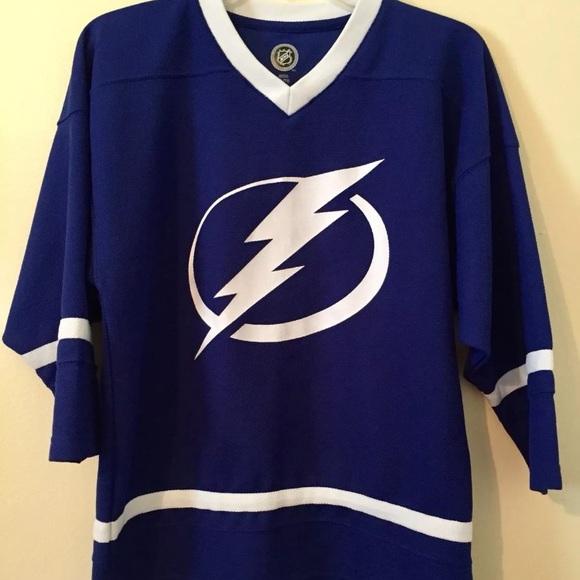new arrival 7129f 72429 Tampa Bay Lightning Stamkos NHL Hockey Jersey XL
